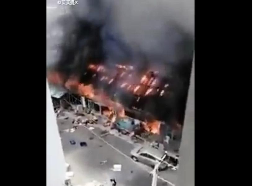 中國「打黑」非洲「掃黃」焚燒中企