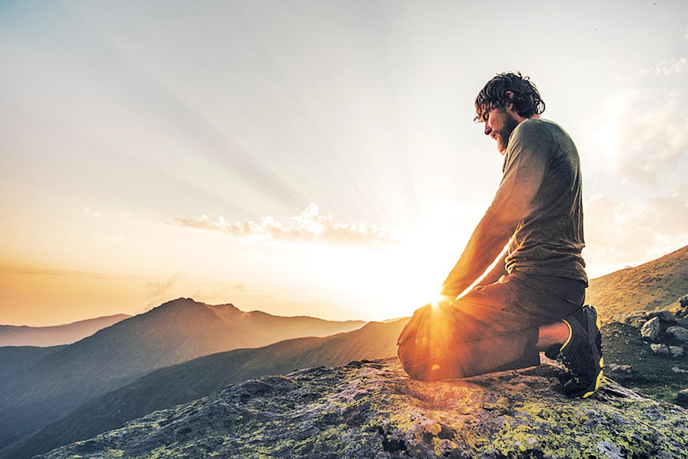 真心懺悔,神就會聽見,因為他在等待人的悔改。(fotolia)