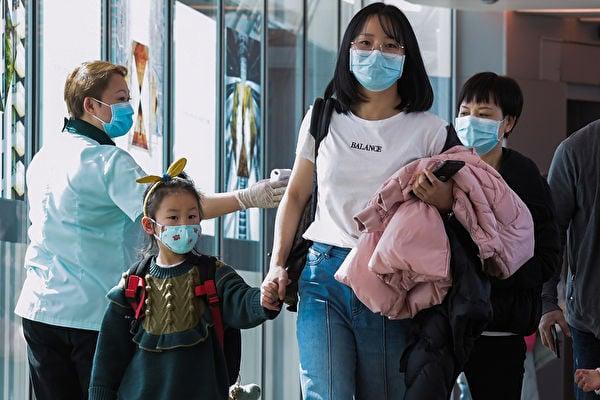 深圳披露27師生感染  下周一分階段復課