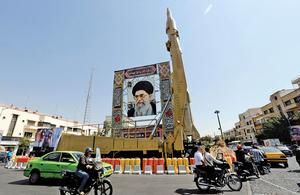 蓬佩奧譴責 伊朗發射軍事衛星違反UN決議