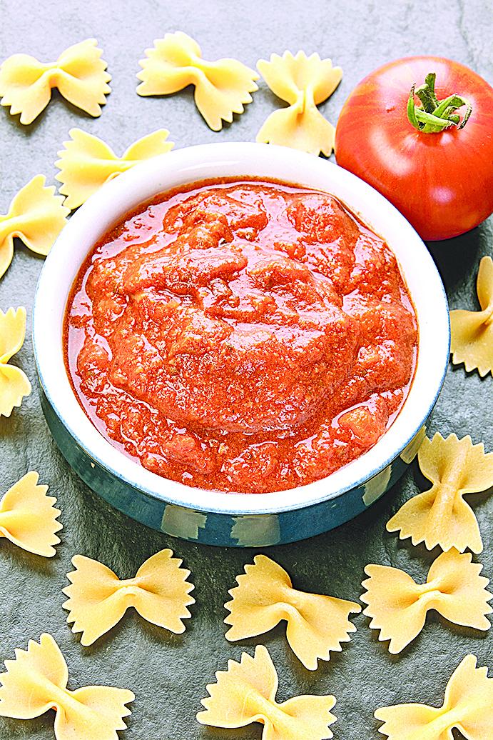 運用自己的創意,你也能將意粉醬罐頭升級成美味醬汁。