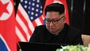 占星師:金正恩在劫難逃 朝鮮半島有大變局