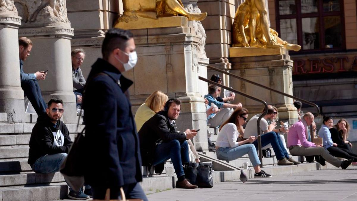 全球展開對中共隱瞞疫情追責索賠之際,瑞典也開始全面對抗中共。(JANERIK HENRIKSSON/TT News Agency/AFP via Getty Images)