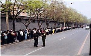 紀念4.25和平上訪 加政要持續支持法輪功
