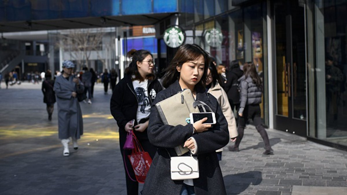 一位大陸網友發表長文,講述自己眼中的中國大陸目前的真實現狀。可能比你們想的還糟糕。示意圖(WANG ZHAO/AFP/Getty Images)