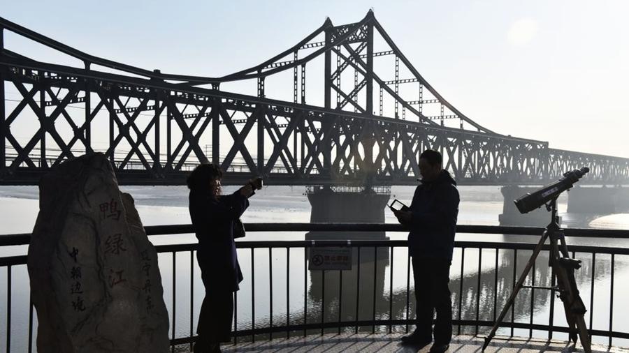 中朝邊境異動火車停駛 疑與金正恩「命危」有關