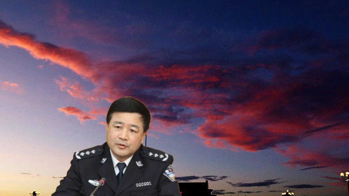 知情人說,王小洪最近被任命公安部特勤局局長,是習近平在清理國保的班子。(合成圖片)