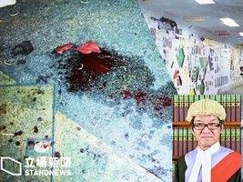 兇徒砍人是「情操高尚」判案法官郭偉健早年逃避身份證補辦費遭人起底