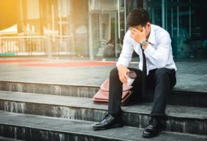 中共肺炎疫情肆虐釀失業潮  失志症候群患者激增