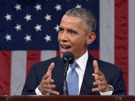 奧巴馬最後一次國情咨文演說 重點話題搶先看