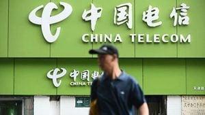 四家中國電信 可能被趕出美國市場