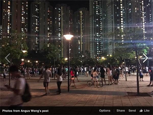 Pokémon GO香港上架 公園變成「精靈訓練員天下」