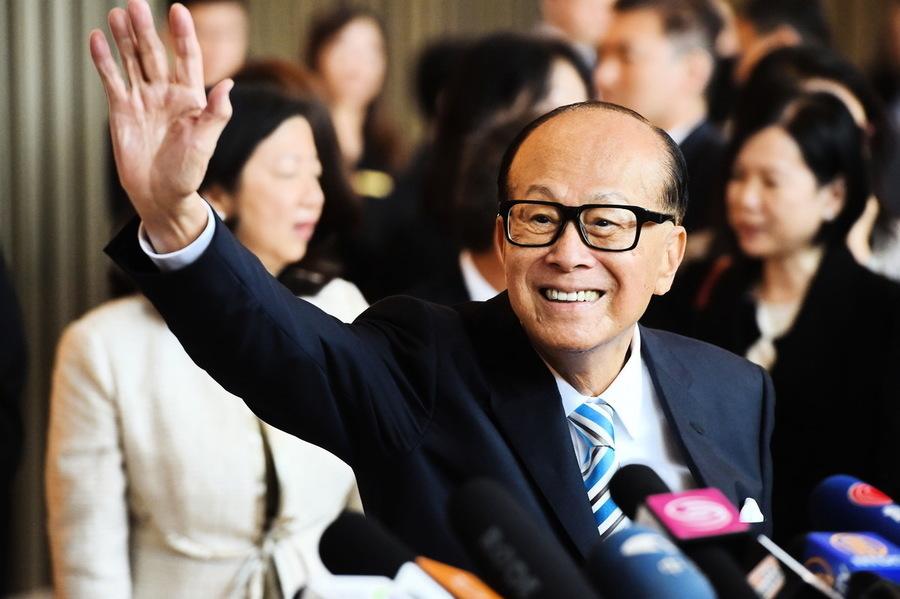 董建華牽頭「香港再出發」大聯盟  網頁一度現李嘉誠相片