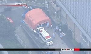 日男子闖療養院持刀砍人 19死26傷
