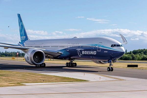 美國飛機製造巨頭波音公司(Boeing)4月25日宣佈,退出收購巴西航空工業公司(Embraer)商用飛機業務的協議。(取自波音公司Boeing.com)
