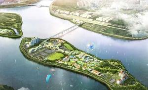 南韓江原道政府推中國城項目 破壞遺蹟遭反對