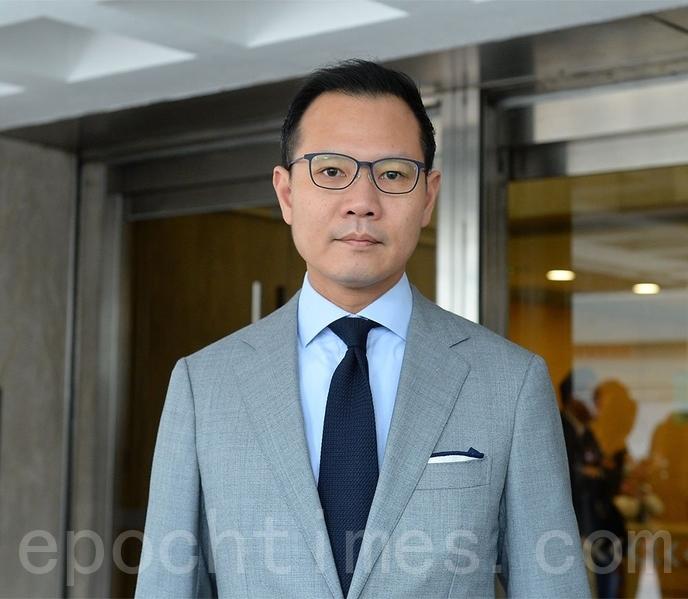 香港政府4月27日公佈,競爭事務委員會新任命,其中11人獲續任,郭榮鏗不獲續任。(宋碧龍/大紀元)