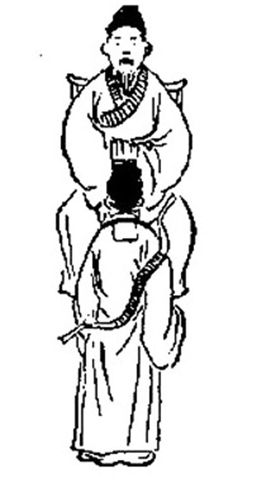 《推背圖》第四十四象。(資料圖片)
