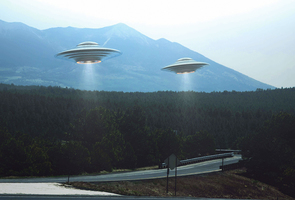 五角大樓正式公佈飛行員目擊UFO視頻