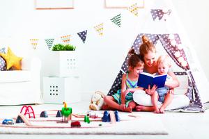 親子共同努力做防疫 遵循3項防疫措施的原則 3個討論疫情的方法
