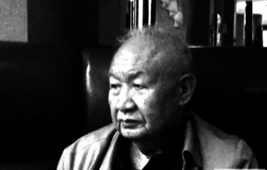 毛澤東、江青的秘書 戚本禹坐牢十八年