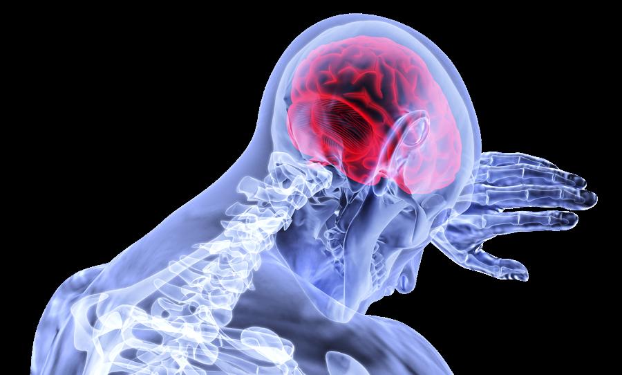 腦中風後的常見症狀 只看到右側世界的人