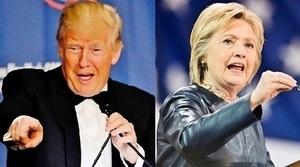 全代會拉抬選情 特朗普民調領先希拉莉3%