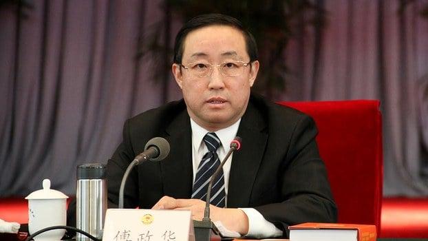 傅政華卸職 曾監控習近平 港警後台人物