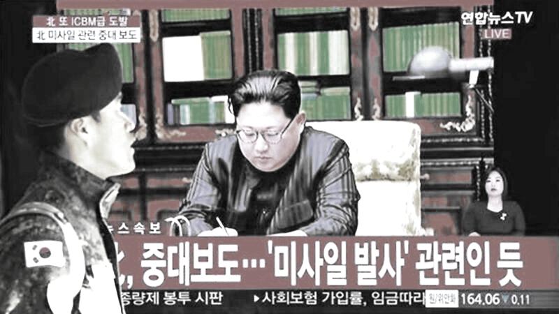 池成浩對韓媒說,已經掌握到北韓內部消息,金正恩在上周末已經因手術後遺症死亡。(AFP via Getty Images)
