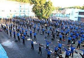 逾600名墨西哥警察學煉法輪功  警察:「感覺身體變輕了」