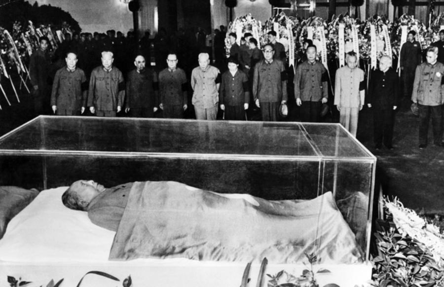 為毛澤東造水晶棺的驚人內幕