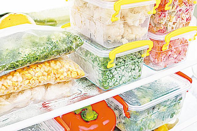 冷凍蔬果的營養價值,不見得會比新鮮蔬果低。