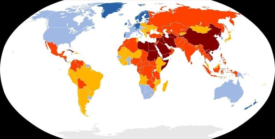 世界新聞日 中共打壓新聞自由殃及全球生命