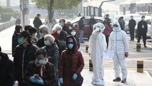 美情報報告:中共隱瞞疫情以囤積防護設備