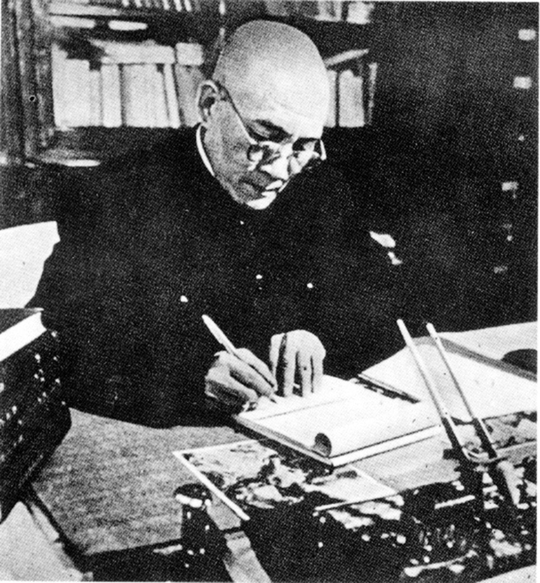 把馬克思主義引進中國的中共創始人李達。(網絡圖片)