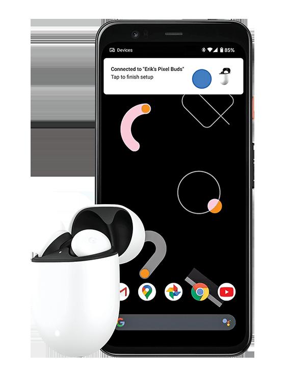 谷歌藍牙耳機Pixel Buds 在美上市 定價179美元