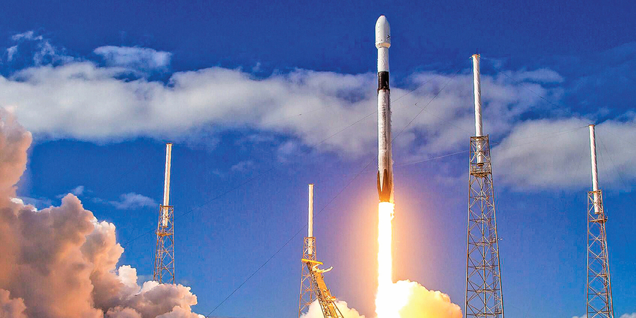 Starlink星鏈網絡 將於年內開通測試