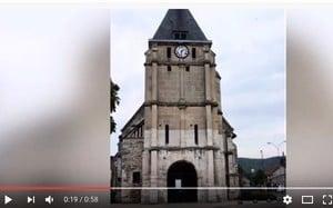 劫教堂人質殺牧師 法國2劫匪被擊斃
