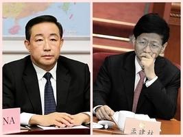 傳孟建柱被抓 傅政華被軟禁 北京兩會火藥味濃