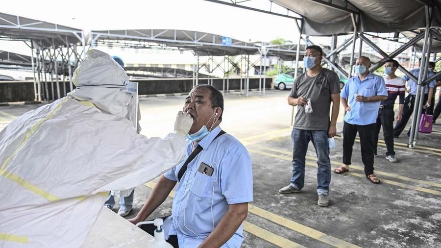 廣州染疫病例急增 出現「跨市和跨省」傳染