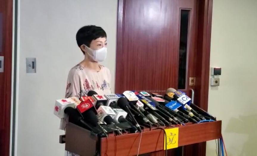 陳淑莊斥李慧琼僭建權力 泛民眾籌另聘大律師