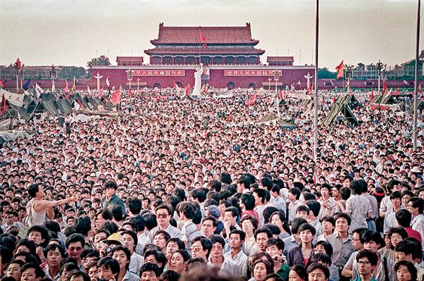 中共內部報告稱面臨 六四後最差國際形勢