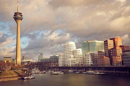 杜塞爾多夫城景。(Pixabay圖片)