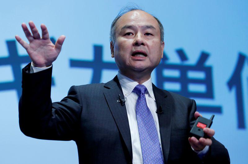 軟銀虧損1萬億日元 15筆投資破產