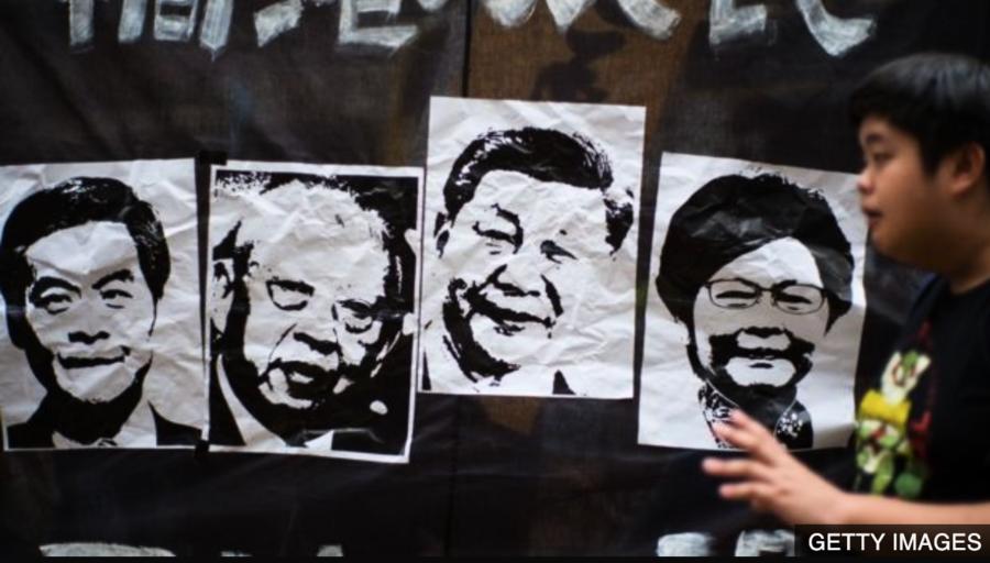 「香港再出發大聯盟」缺中間派民主派 難團結香港