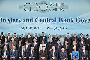 G20財長擔憂人民幣貶值