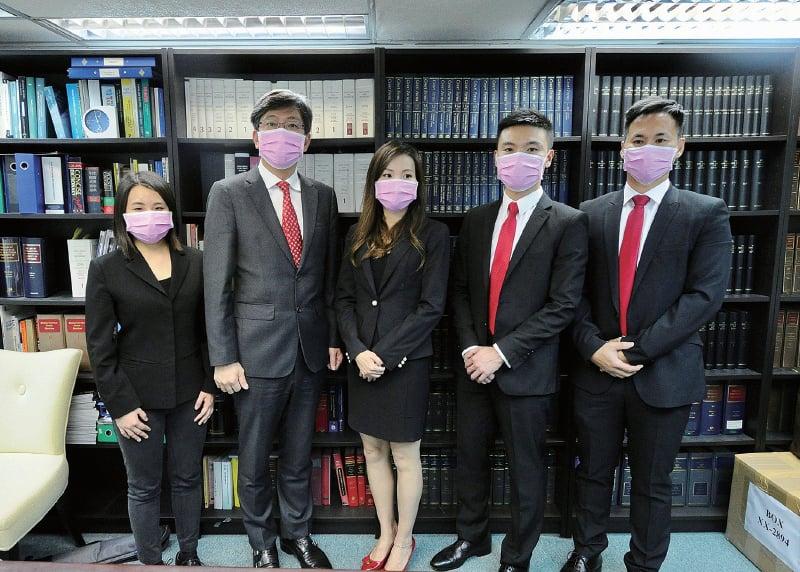 律師會改選 開明派四人成功當選
