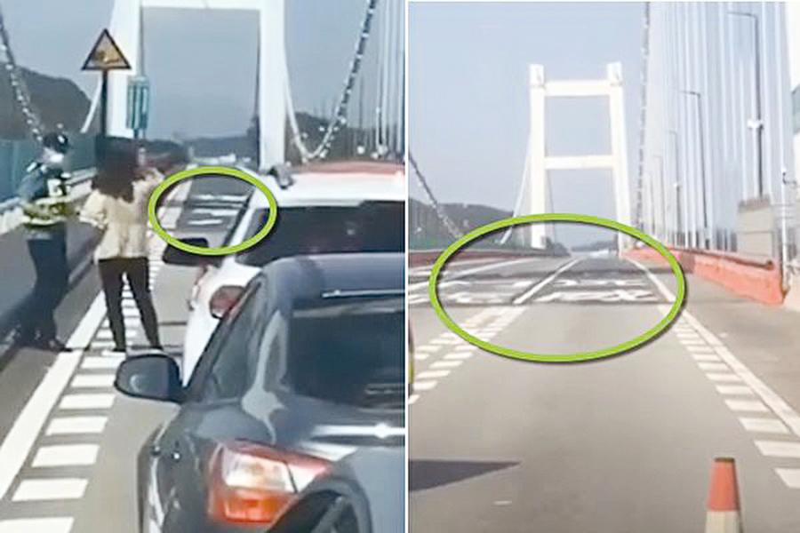 廣東虎門大橋為何出現異常晃動?