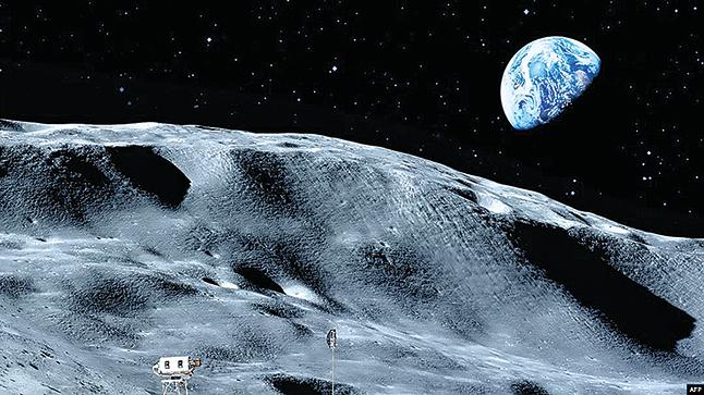 尋求盟友 美起草月球開發國際協議