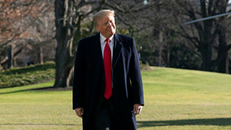 義烏老闆和亞馬遜賣家仍押寶特朗普,預測特朗普會連任。(Getty Images)